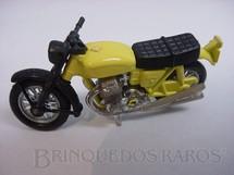 1. Brinquedos antigos - Matchbox - Hondarora amarela Superfast