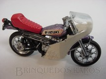 1. Brinquedos antigos - Majorette - Suzuki 250 Trial Década de 1980