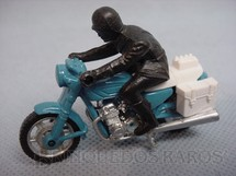 1. Brinquedos antigos - Majorette - Honda 750 com motociclista