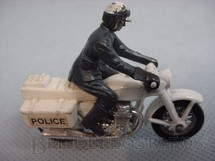 1. Brinquedos antigos - Matchbox - Police Honda 750