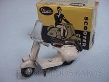 1. Brinquedos antigos - Tekno - Vespa Scooter Solo
