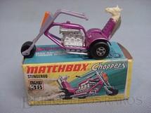 1. Brinquedos antigos - Matchbox - Stingeroo Superfast