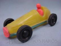 1. Brinquedos antigos - Piloto - Baratinha de corrida Midget com 15,00 cm de comprimento Década de 1950