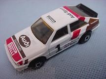 1. Brinquedos antigos - Matchbox - Audi Quattro Superfast branco