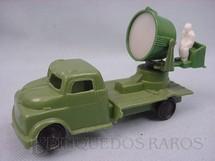 1. Brinquedos antigos - Balila - Caminhão Holofote do Exército Década de 1970