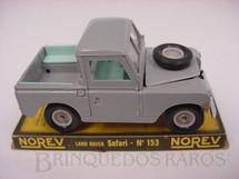1. Brinquedos antigos - Norev - Land Rover Safari Década de 1960