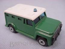 1. Brinquedos antigos - Matchbox - Inbrima - Armored Truck Superfast verde  Brazilian Matchbox Inbrima 1970