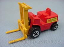 1. Brinquedos antigos - Matchbox - Inbrima - Fork Lift Truck Superfast Lansing Brazilian Matchbox Inbrima 1970