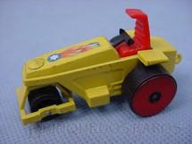 1. Brinquedos antigos - Matchbox - Rod Roller Superfast rodas vermelho metálico