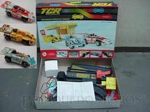 1. Brinquedos antigos - Trol - Conjunto TCR completo com tres carros Década de 1980