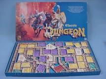 1. Brinquedos antigos - Grow - Jogo de RPG Classic Dungeon