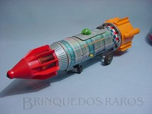 1. Brinquedos antigos - K.Y. - Foguete Saturn 5 com 40,00 cm de comprimento Década de 1970