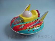1. Brinquedos antigos - Estrela - Nave espacial Auto Lunar com 18,00 cm de diâmetro Década de 1970