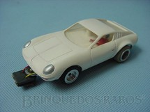 1. Brinquedos antigos - Estrela - Puma branca com Chassi de aluminio basculante Ano 1972
