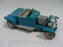 1. Brinquedos antigos - Schuco - Ford 1932 Hot Rod azul Micro Racer Década de 1970