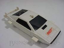 1. Brinquedos antigos - Corgi Toys - Lotus Esprit 007 James Bond