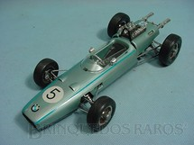 1. Brinquedos antigos - Schuco - BMW Fórmula 2 de lata e plástico Década de 1960