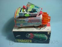 1. Brinquedos antigos - S.H. - Nave espacial New Space Capsule Década de 1960