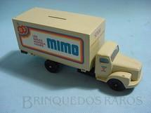 1. Brinquedos antigos - Juê - Scania Vabis L111 Furgão Mimo