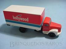 1. Brinquedos antigos - Juê - Scania Vabis L111 Furgão Cigarros Hollywood