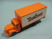 1. Brinquedos antigos - Juê - Scania Vabis L111 Furgão Tostines