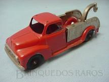 1. Brinquedos antigos - Hubley - Caminhão guincho importado e distribuído pela Estrela Ano 1948
