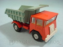 1. Brinquedos antigos - Gama - Caminhão Faun basculante Década de 1960