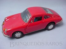 1. Brinquedos antigos - Bandai - Porsche 911 com 27,00 cm de comprimento Abre as portas automaticamente Década de 1970