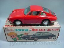 1. Brinquedos antigos - Bandai - Porsche 911 com 26,00 cm de comprimento Década de 1960
