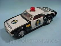 1. Brinquedos antigos - Taiyo - Oldsmobile Toronado Highway Patrol com 25,00 cm de comprimento Década de 1970