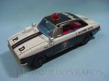 1. Brinquedos antigos - Modern Toys e Masudaya Toys - Carro Highway Patrol Década de 1970