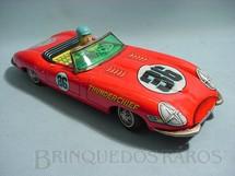 1. Brinquedos antigos - A.S.C. - Jaguar conversível Thunderchief Década de 1960