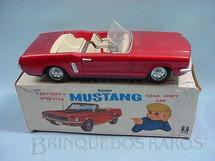 1. Brinquedos antigos - Bandai - Ford Mustang GT 1967 conversível 20,00 cm de comprimento Década de 1960