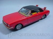 1. Brinquedos antigos - Bandai - Ford Mustang com Pisca Pisca operacional 22,00 cm de comprimento Década de 1960