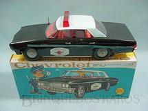 1. Brinquedos antigos - Saxo - Chevrolet Impala 1978 Patrullero
