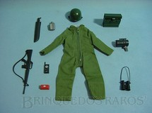 1. Brinquedos antigos - Estrela - Posto de Comando , completo