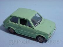1. Brinquedos antigos - Politoys e Polistil - Fiat 126 Politoys Década de 1970
