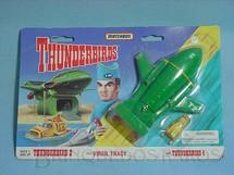 1. Brinquedos antigos - Matchbox - Naves Thunderbirds FAB 2 e FAB 4 importadas pela Estrela nos anos 90