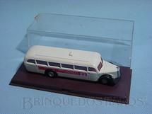 1. Brinquedos antigos - Brekina - Onibus Mercedes Benz 1951 escala HO
