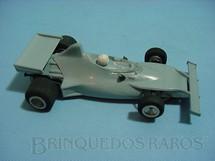 1. Brinquedos antigos - Estrela - Copersucar Série Emerson Fittipaldi Fórmula 1 cinza Década de 1970