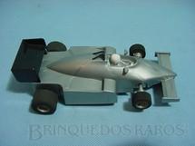 1. Brinquedos antigos - Estrela - McLaren prateada Série Ayrton Senna