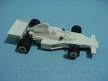 1. Brinquedos antigos - Estrela - McLaren M23 Formula 1 Série Emerson Fittipaldi Entrada de ar redonda Década de 1970