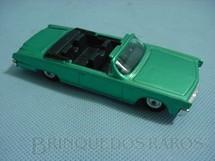1. Brinquedos antigos - Sabra - Chrysler Imperial Gamda Koor Conversível Década de 1970