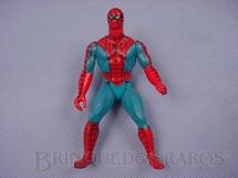 1. Brinquedos antigos - Estrela - Homem Aranha articulado Coleção Super Powers