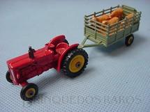 1. Brinquedos antigos - Corgi Toys-Husky - BM Volvo Tractor com reboque Husky