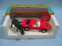 1. Brinquedos antigos - Corgi Toys - Lamborghini GT P400 Miura completo Década de 1970