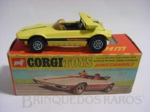 1. Brinquedos antigos - Corgi Toys - Bertone Runabout Barchetta