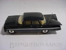 1. Brinquedos antigos - Corgi Toys - Chevrolet Impala 1959 Police Car faltam os adesivos