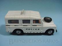 1. Brinquedos antigos - Corgi Toys - Land Rover Police