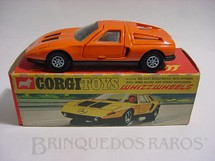 1. Brinquedos antigos - Corgi Toys - Mercedes Benz C-111 Década de 1970